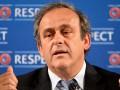 Платини ушел в отставку с поста главы УЕФА