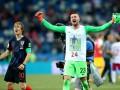 ЧМ-2018: Голкипер сборной Хорватии посвятил победу своему погибшему другу