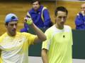 Кубок Дэвиса: Украина уступает Голландии