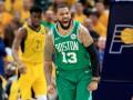 Бостон первым вышел во второй раунд плей-офф НБА
