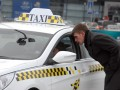 В МА Борисполь презентована служба гостакси Sky Taxi