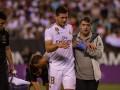 Новичок Реала получил травму в матче с Атлетико