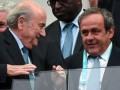 ФИФА оставила в силе отстранение от футбола Блаттера и Платини