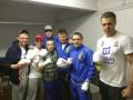 Украинские атаманы проиграли первый четвертьфинал Всемирной серии бокса