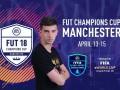 Yozhyk пропустит FUT Champions Cup из-за проблем с британской визой