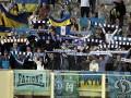 Полиция избила фанатов Динамо на матче с Олимпиакосом в Греции