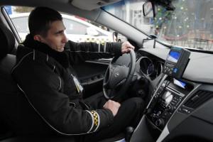 Работает таксометр