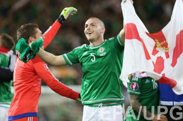 Участник Евро-2016 - сборная Северной Ирландии