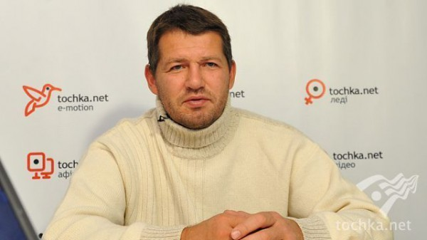 Олег Саленко ожидает победу Динамо