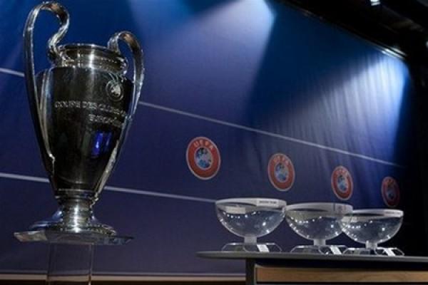 Жеребьевка Лиги чемпионов состоится 16 декабря