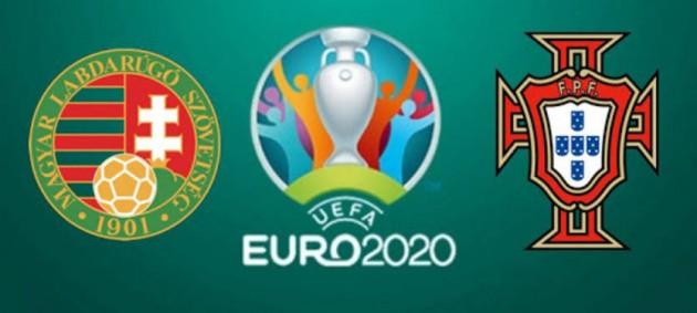Венгрия - Португалия 0:0 онлайн-трансляция матча Евро-2020
