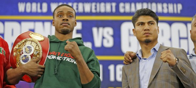 Эррол Спенс - Майки Гарсия: онлайн трансляция боя за титул IBF