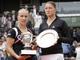 Триумфаторы Roland Garros