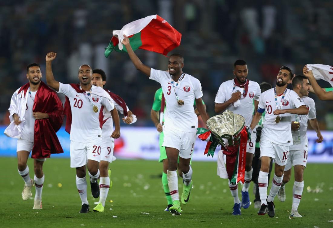 Катар - обладатель Кубка Азии