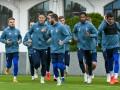 Динамо прибыло в Будапешт на матч Лиги чемпионов с Ференцварошем