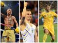 Выбери лучшего украинского спортсмена года