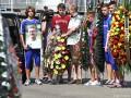 Фотогалерея: Как прощались с Андреем Балем на стадионе Динамо