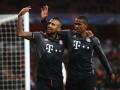Бавария разгромила Арсенал в ответном матче 1/8 финала Лиги чемпионов
