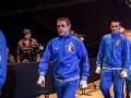 Украинские атаманы первый круг завершили на третьем месте