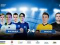 Украина уступила Финляндии в FIFA 20