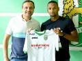 Карпаты подписали защитника сборной Люксембурга