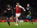 Арсенал - Наполи 2:0 видео голов и обзор матча Лиги Европы