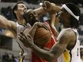 NBA: Иноходцы затоптали Ракетчиков