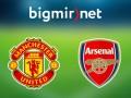 Манчестер Юнайтед - Арсенал 1:1 Трансляция матча чемпионата Англии