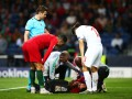 Защитник сборной Португалии пропустит финал Лиги наций