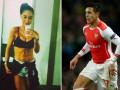 Девушка бросила футболиста Арсенала за попытку снять интимное видео