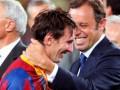 Президент Барселоны ничего не слышал о повышении зарплаты для Месси