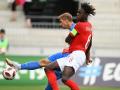 Украина (U-19) – Англия (U-19) 1:1 видео голов и обзор матча ЧЕ-2018