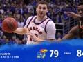 NCAA: 17 очков Михайлюка не помогли Канзасу обыграть Оклахому