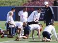Игроки Баварии едва не подрались на тренировке – Bild