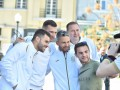 Игроки сборной Украины прогулялись по Лиссабону перед матчем с Португалией
