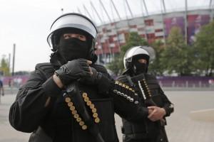 Горячий день. Беспорядки перед матчем Польша – Россия