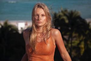 Ястремская стала героиней эффектной фотосессии в Майами