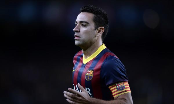 Хави: Барселона сыграла достойно в обоих матчах