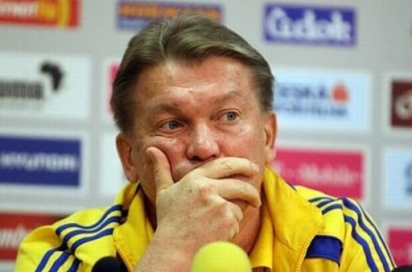 Олег Блохин думает о будущем