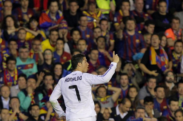 Гол Роналдо принес победу Реалу в Кубке Испании
