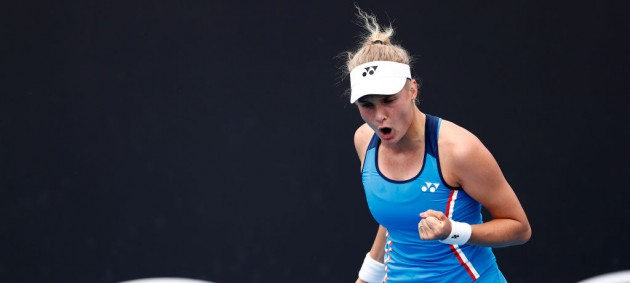 Ястремская успешно стартовала на турнире в Дохе