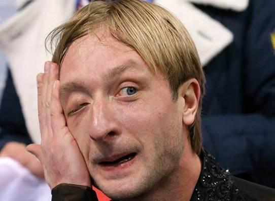 Евгений Плющенко снялся с олимпийского турнира