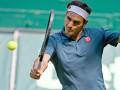 Федерер вылетел из турнира в Галле, уступив Оже Альяссиму