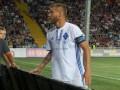 Что ты делаешь на**й: Ярмоленко успокаивал фанатов Динамо