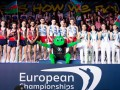 Украинские батутисты выиграли медаль чемпионата Европы