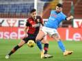 Дженоа обыграла Наполи в матче чемпионата Италии