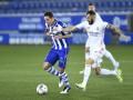Реал крупно обыграл Алавес в матче чемпионата Испании