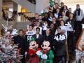 Игроки ПСЖ отгуляли вечеринку в Диснейленде