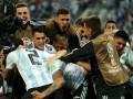 ЧМ-2018: Аргентина вырвала у Нигерии путевку в 1/8 финала