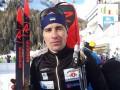 Прима: Лыжи сегодня спасали, потому что  чувствовал себя не очень хорошо
